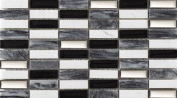 Mozaika Kubica Onyx_30x30