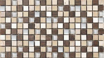 Mozaika Forest Wenge_30x30