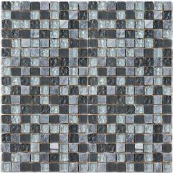 Mozaika Lagos Negro_30x30