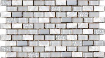 Mozaika Nacar Nieve_30x30