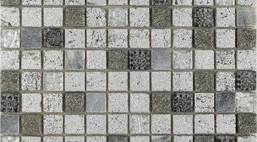 Mozaika Imperium Silver_30x30