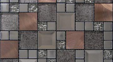 Mozaika Kaos Silver_30x30
