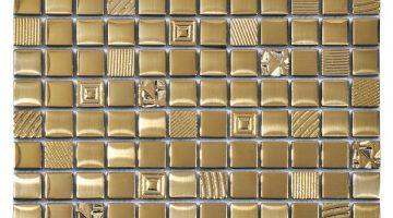 Mozaika Kroma Gold_30x30