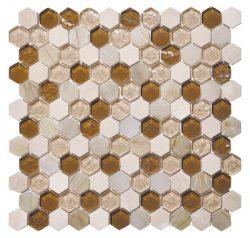 Mozaika Living Beige_30x30