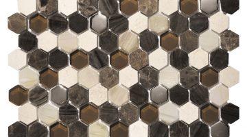 Mozaika Living Brown_30x30