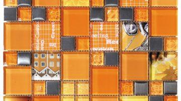 Mozaika Carnaval Orange_30x30