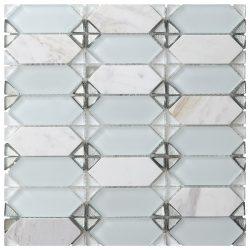 Mozaika Vintage White_30x30