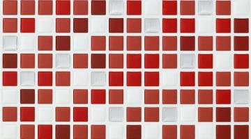 Mozaika Dados Rojo_30x30