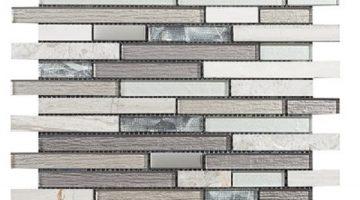 Mozaika Brick Grey_30x30