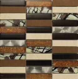 Mozaika Artist brown_30x30