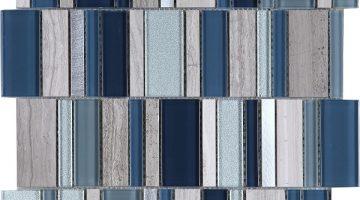 Mozaika Stripes Cold_30x30
