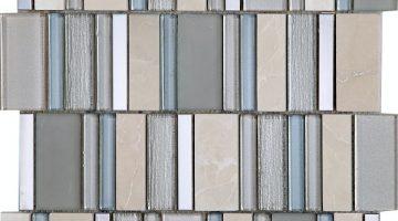 Mozaika Stripes Champagne_30x30