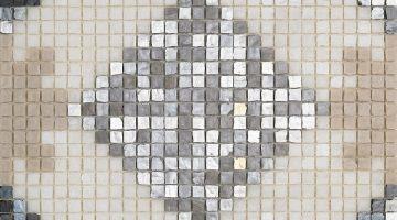 Mozaika Alhambra Gris_32x32