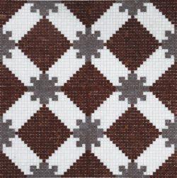 Panel Alhambra Marron_60x60