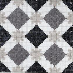 Panel Alhambra Gris_60x60