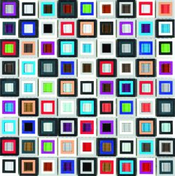 Mozaika Blues Colours M370_30x30
