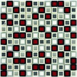 Mozaika Blues Rojo M370_30x30