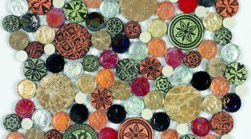 Mozaika Pop Rojo_M378_30x30