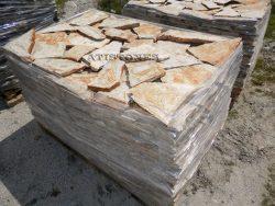 Laisvų gamtinių formų skaldytas akmuo gneisas AF2