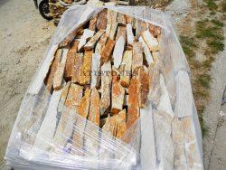 Laisvų gamtinių formų skaldytas akmuo gneisas AFB