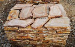 Laisvų gamtinių formų skaldytas akmuo gneisas ASH1