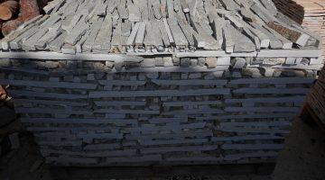Laisvų gamtinių formų skaldytas akmuo gneisas BGB