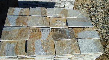 Laisvų gamtinių formų skaldytas akmuo gneisas BGK20 20 cm x FL