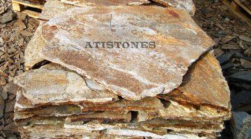 Laisvų gamtinių formų skaldytas akmuo gneisas CD1