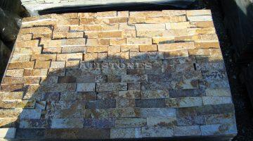 Laisvų gamtinių formų skaldytas akmuo gneisas CD3 5 cm x FL