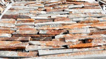 Laisvų gamtinių formų skaldytas akmuo gneisas CJB