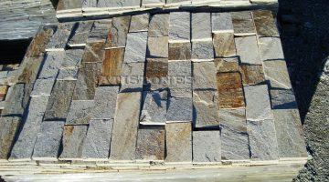 Laisvų gamtinių formų skaldytas akmuo gneisas  CS3 10 cm x FL