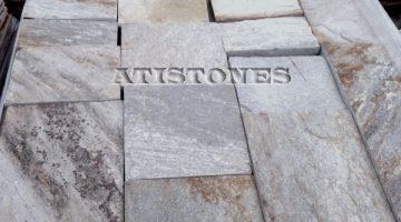 Laisvų gamtinių formų skaldytas akmuo gneisas CS3 20 cm x FL