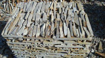 Laisvų gamtinių formų skaldytas akmuo gneisas  CSB