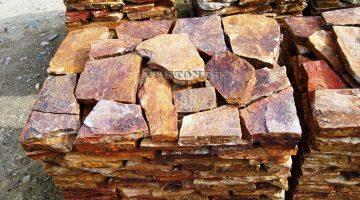 Laisvų gamtinių formų skaldytas akmuo gneisas CV5