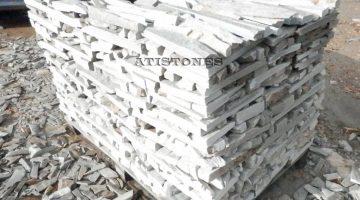 Laisvų gamtinių formų skaldytas akmuo gneisas EB