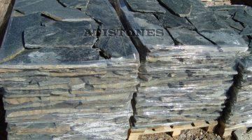 Laisvų gamtinių formų skaldytas akmuo gneisas F1