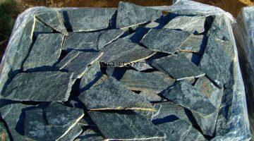 Laisvų gamtinių formų skaldytas akmuo gneisas F2