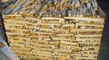 Laisvų gamtinių formų skaldytas akmuo gneisas GB