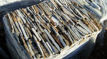 Laisvų gamtinių formų skaldytas akmuo gneisas HB