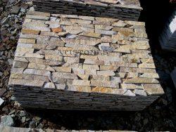 Laisvų gamtinių formų skaldytas akmuo gneisas I3N 5 cm x FL
