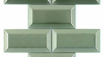 METROMETAL SILVER 23,4X31-M370