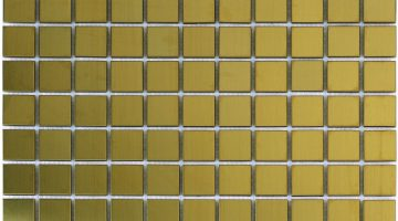 SQUAREMETAL GOLD 30,5X30,5-M362