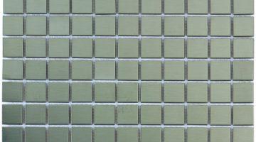 SQUAREMETAL SILVER 30,5X30,5-M360